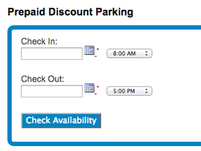 Sky harbor airport parking coupons discounts