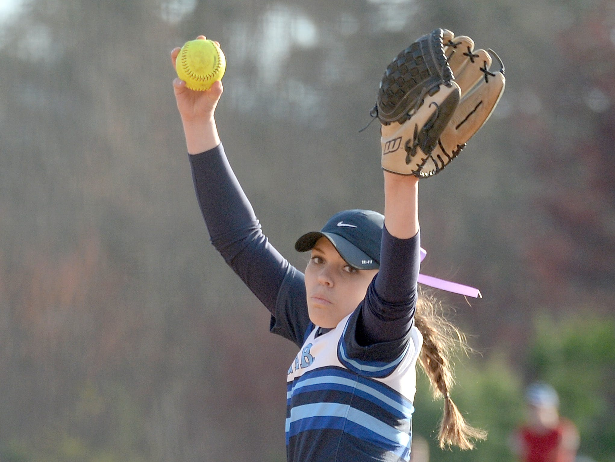 Courtney Pearson and Enka are home for Wednesday night's game against North Davidson.