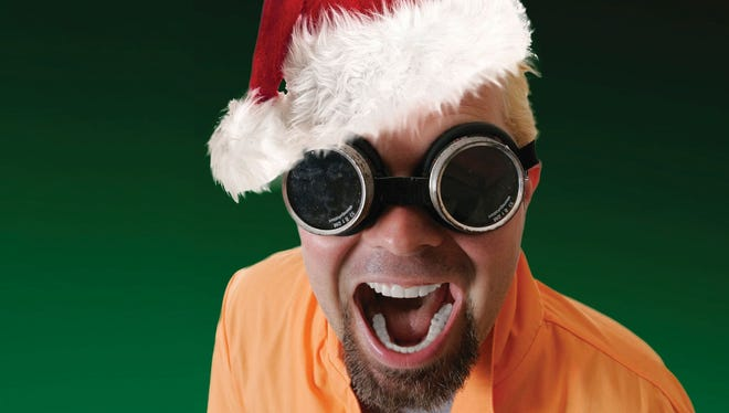 Doktor Kaboom in The Science of Santa.