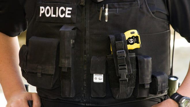 Phoenix police appear to be firing their guns more in 2018, but there's also been a 45 percent increase in assaults on the police.