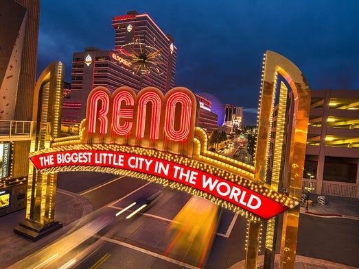 Be in the heart of downtown Reno at the Eldorado.