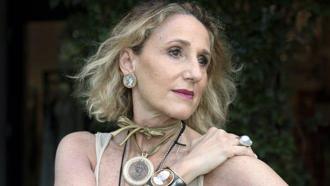 Angela Puttini Capri's jewelry designer Antonella Puttini showcases her jewelry at a meet the designer and jewelry trunk show Feb. 20 at Kirna Zabete.
