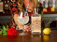 10 botanicals lend depth to this California gin