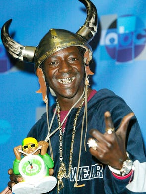 Flavor Flav Arrested In Vegas Suspected Of Impaired Driving