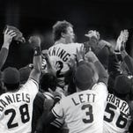 Enquirer Throwback: Browning's perfect game