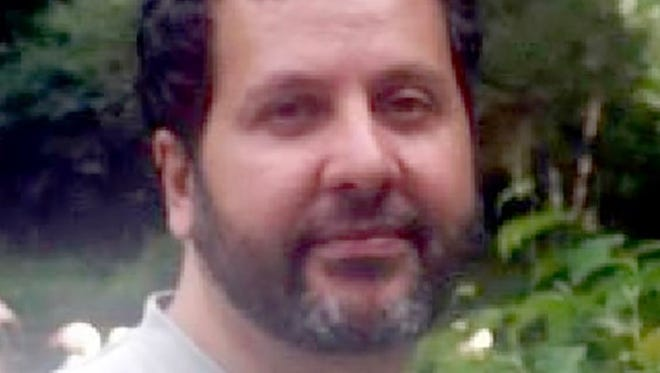 Amor Ftouhi of Montreal, Quebec who stabbed a police officer at Flint's Bishop Airport on Wednesday, June 22, 2017.