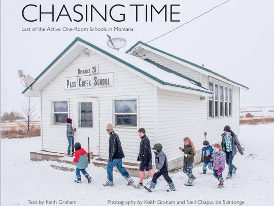 """Chasing Time: Last of the Active One-Room Schools"