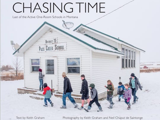 """""""Chasing Time: Last of the Active One-Room Schools"""