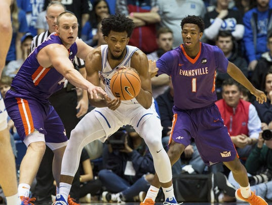 Marvin Bagley III,Dainius Chatkevicius,Marty Hill
