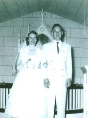 Laura and Kenneth Brandt