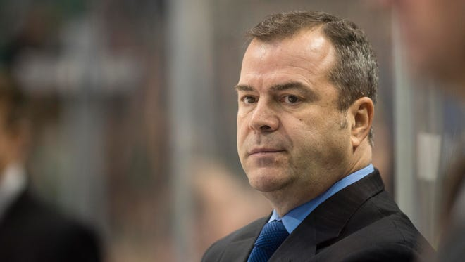 Coach Alain Vigneault has agreed to a two-year extension with the New York Rangers.