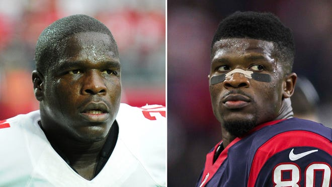New Colts Frank Gore and Andre Johnson have added buzz to the Colts' offseason.