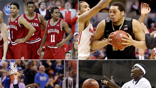 IU will take on defending national champion Duke, and Purdue will face Pitt in the Big Ten/ACC Challenge.