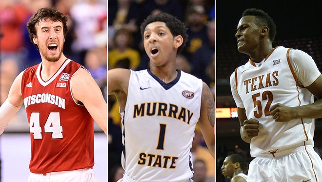 Frank Kaminsky, Cameron Payne and Myles Turner have all been linked with the Pacers at No. 11