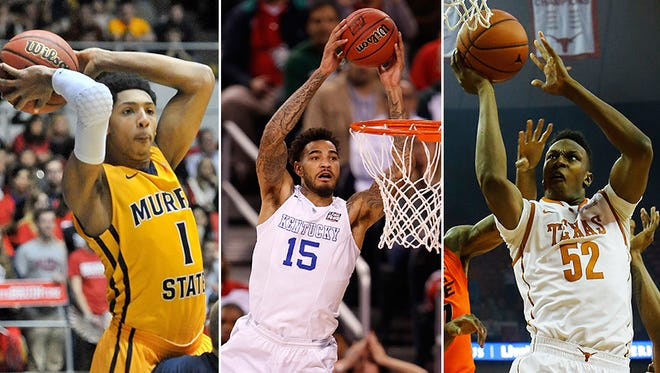 Cameron Payne, Willie Cauley-Stein and Myles Turner have all been linked with the Pacers at No. 11.
