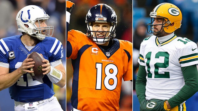 Who is the NFL's best QB?