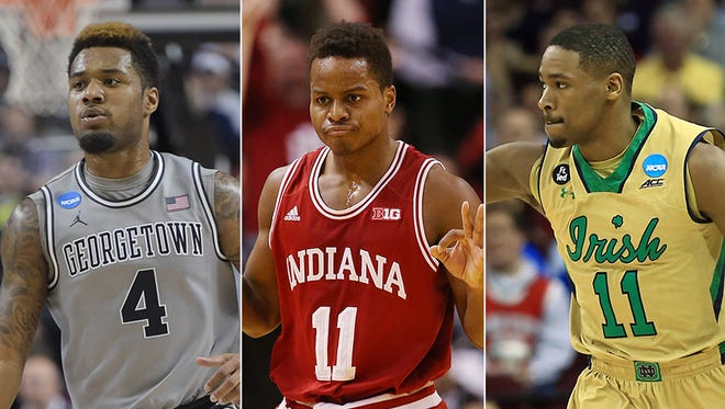 We unveil our annual IndyStar All-Indiana College Basketball team.
