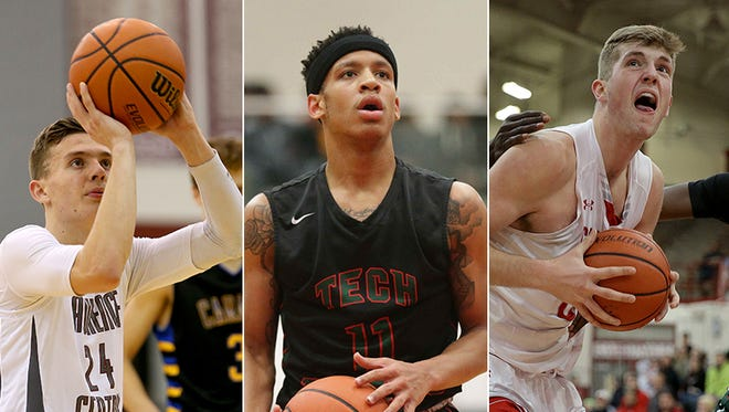 Kyle Guy, C.J. Walker and Joey Brunk are among the best players in the state.