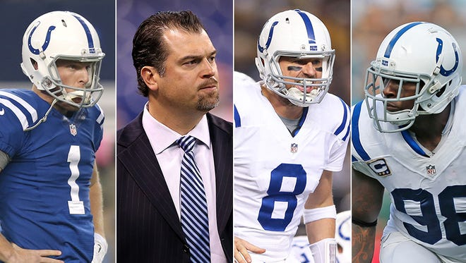 These four Colts weren't invited to the NFL Scouting Combine.