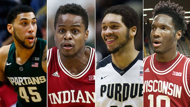 The Big Ten tournament returns to Indianapolis this week.
