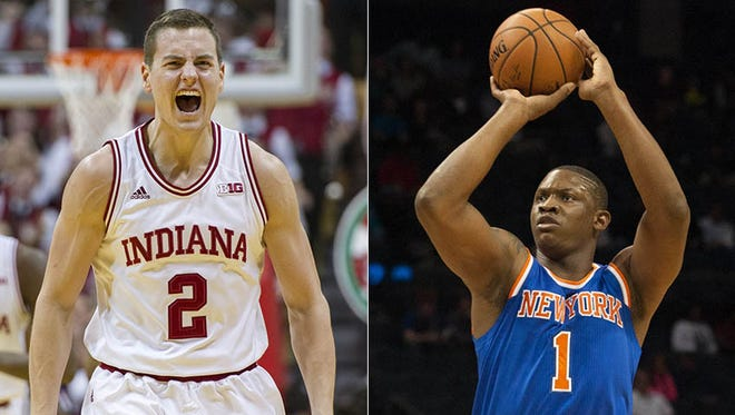 The Pacers have signed former IU star Nick Zeisloft and veteran big man Kevin Seraphin.