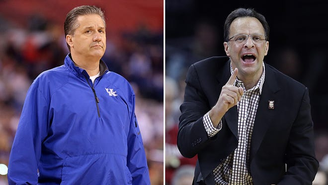 John Calipari and Tom Crean have held firm on their demands for an IU-UK series.
