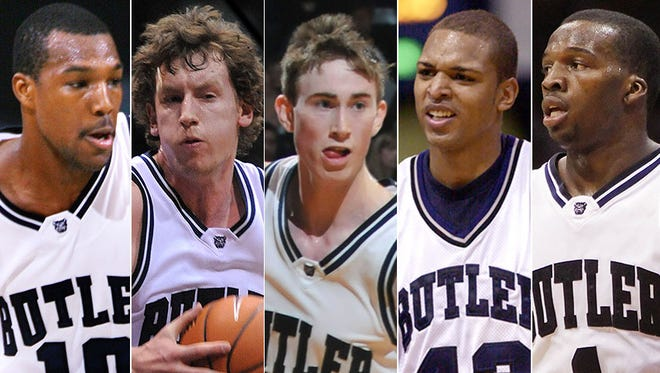 Who are the best Butler basketball players of the past 25 years?