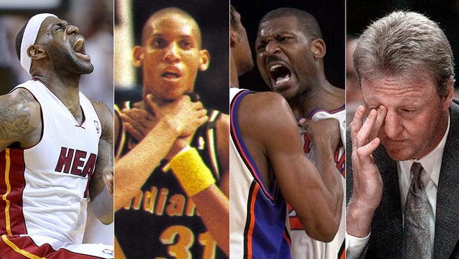 The Pacers have reached the Eastern Conference Finals eight times. But only advanced to the NBA Finals once.