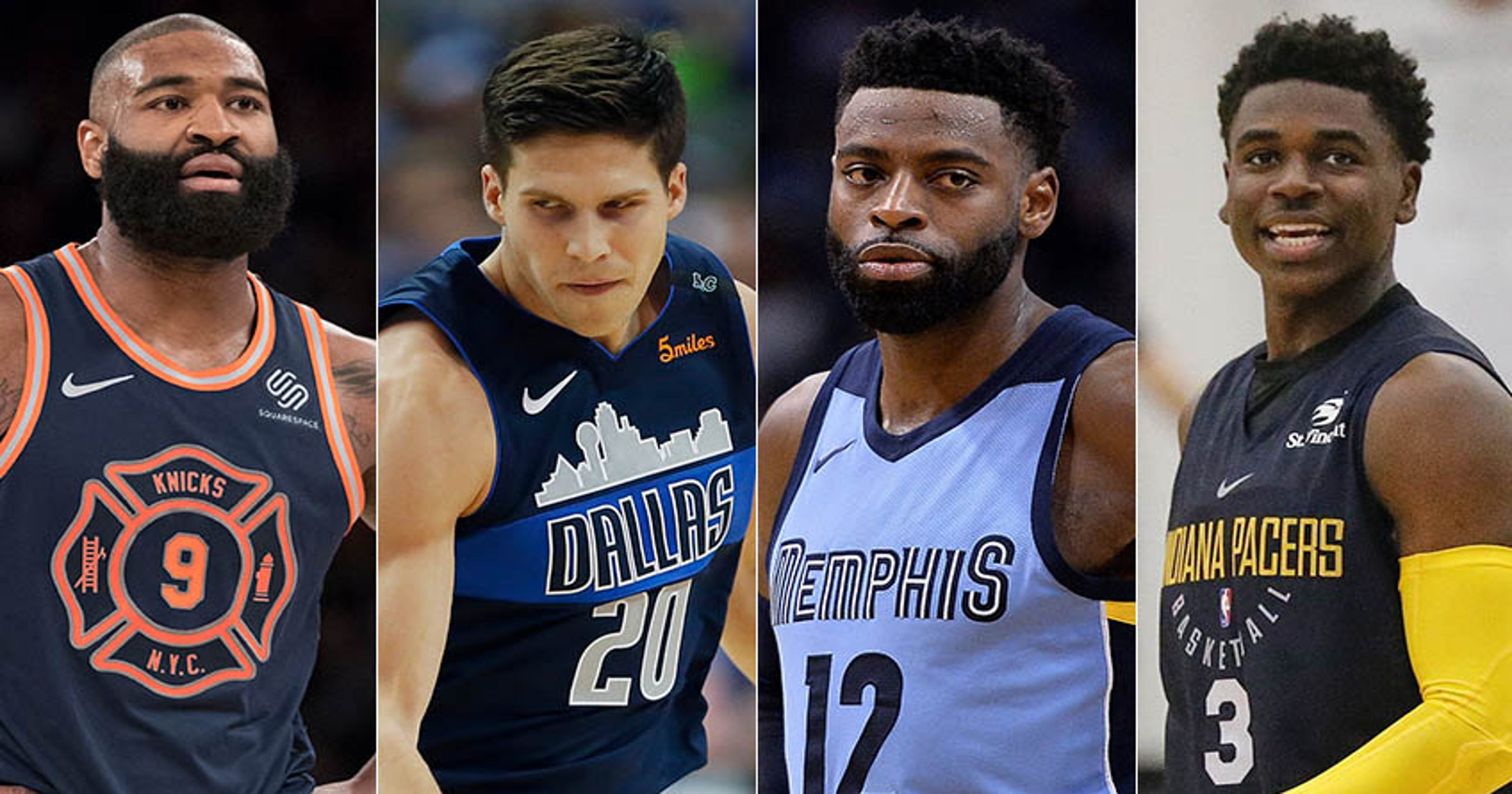 NBA free agency winners  Indiana Pacers grade high this offseason 3f3883f49