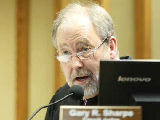 Fond du Lac County Circuit Judge Gary Sharpe has been