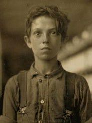 Joseph Beaudoine, Burlington, Vermont. May 1909.