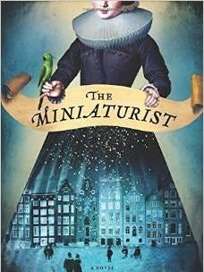 "Cover of ""The Miniaturist"" by Jessie Burton."