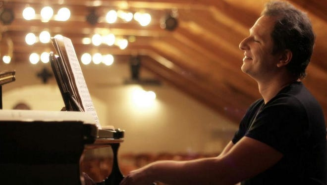 PianistYury Martynov will perform Oct. 21 at the San Angelo Museum of Fine Arts as part of its Chamber Music Series.