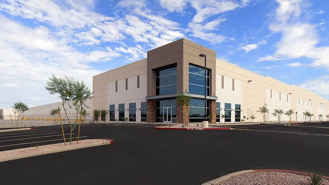 This southwest Phoenix building near 67th Avenue and Buckeye Road will house a distribution center for retailer Tuesday Morning.
