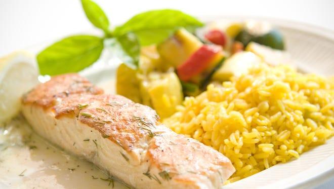 Alexi's Grill is a Mediterranean restaurant in Phoenix.