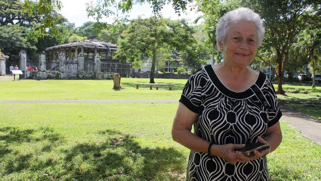 Irene Perez Ploke Sgambelluri shares her dad's story in December 2010.