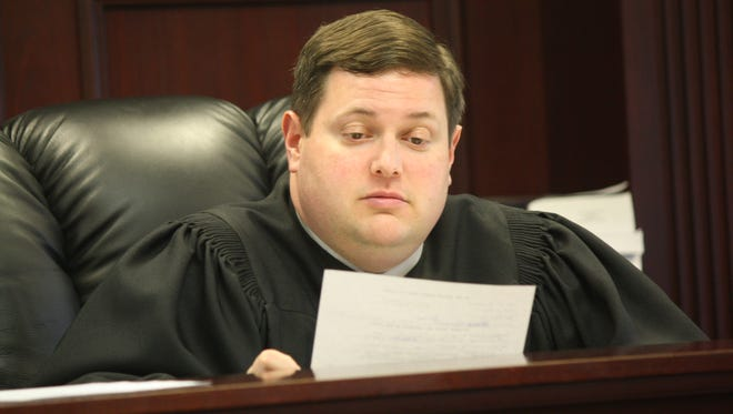 Butler County Judge Dan Haughey is expected to issue a verdict in Liz Rogers' criminal trial Tuesday.
