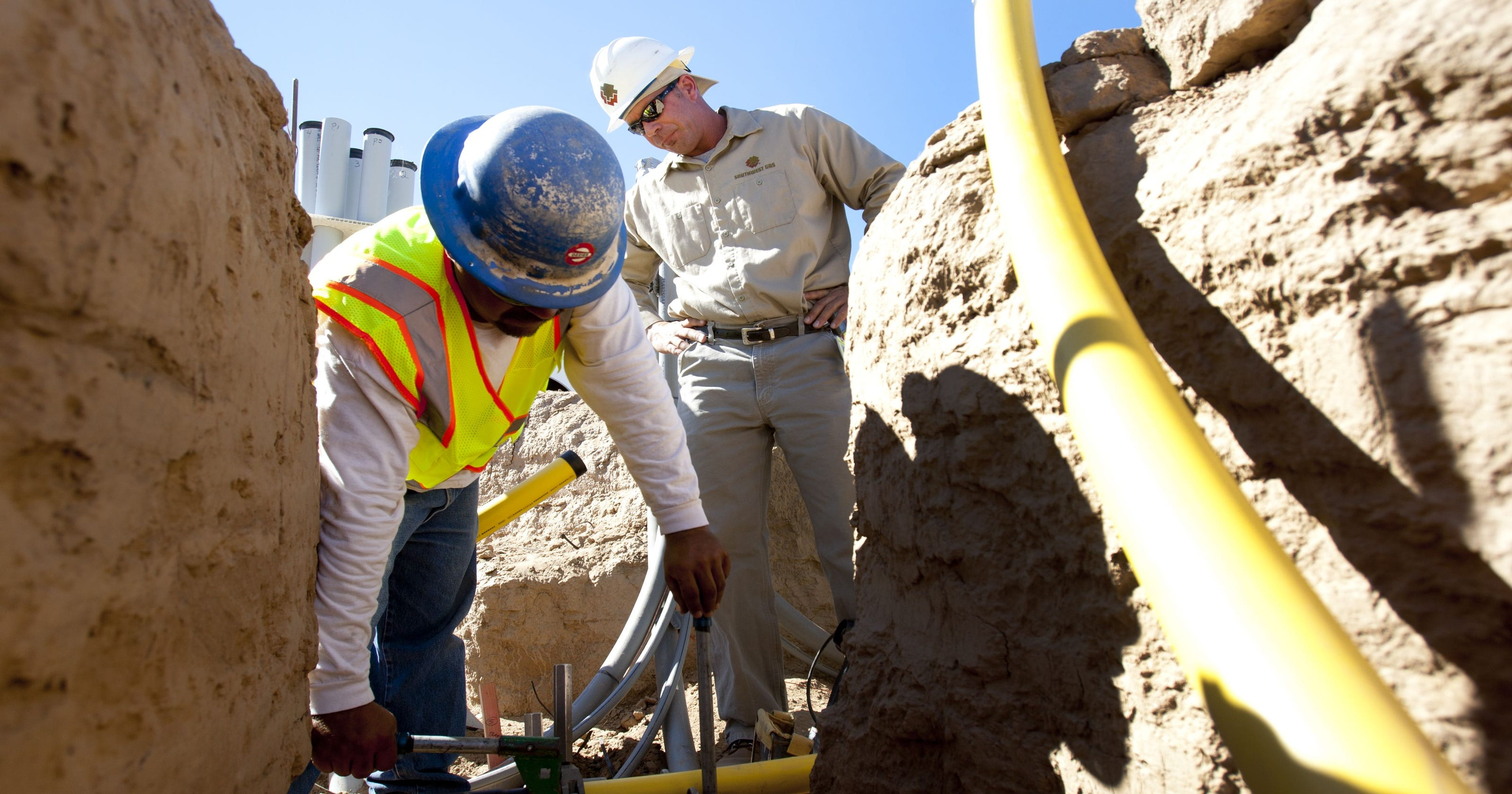 """Tempe Gas Line Sparks A Rash Of Calls About """"rotten Egg"""" Smell"""