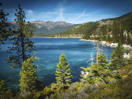 Scientists: Lake Tahoe warming faster than ever