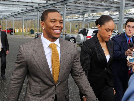 Ray Rice and fiance