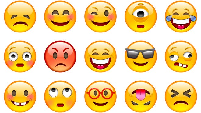 Emojis, along with GIFs, are the visual vocabulary of the era.