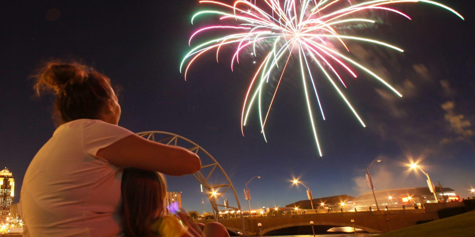 Where to find Fourth of July fireworks, parades, more in the Des Moines metro