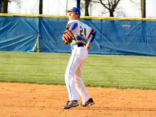 Greenfield-Central's Drey Jameson.