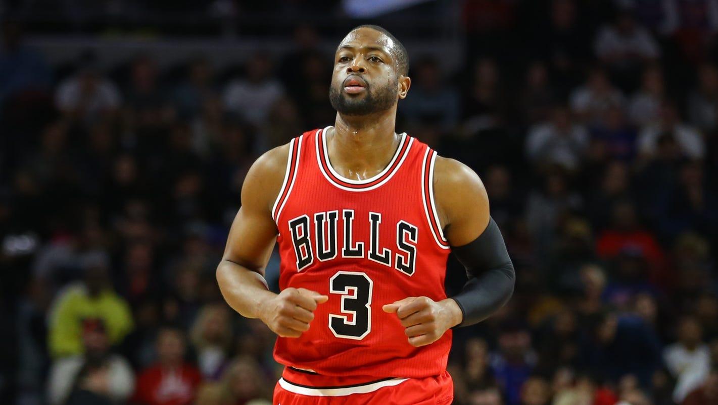 Dwyane Wade, Bulls agree to buyout after one season