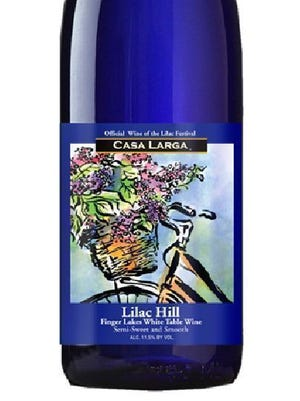Lilac Hill, 2014 Lilac Festival.