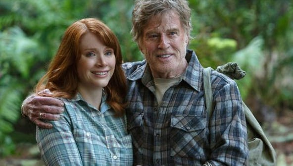 Bryce Dallas Howard, left, plays Grace, and Robert