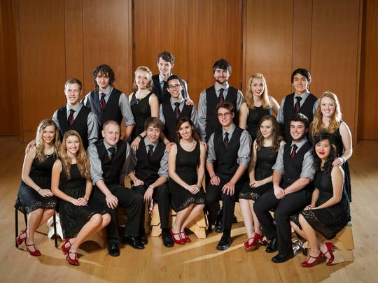 The Willamette Singers will perform an evening of jazz at 7:30 p.m. Nov. 21 at Smith Auditorium, Willamette University, 270 Winter St. SE.