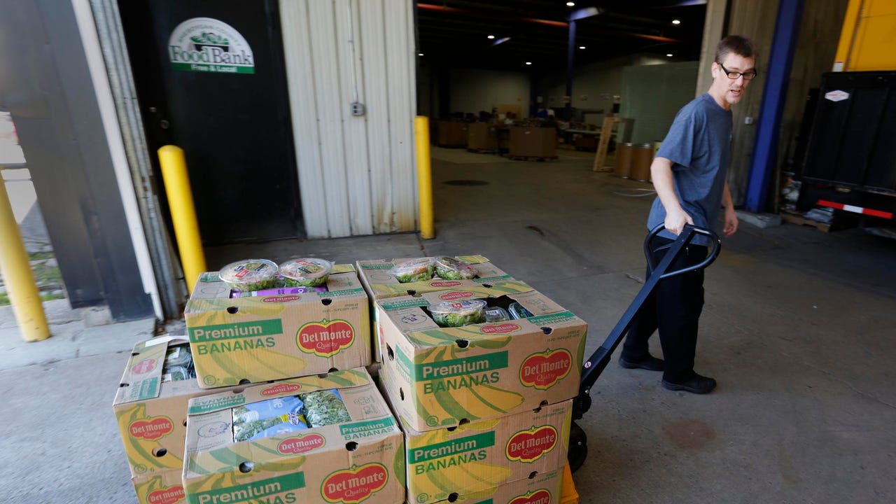 The Sheboygan County Food Pantry helps some 3500 families yearly.  The organization has recently moved to a new facility that allows them to have much of their distribution under one roof.