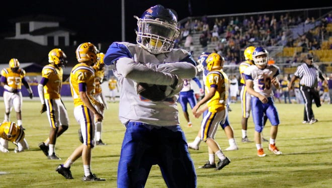 Taylor County's football team is 6-3 and holding the No. 1 seed in its 3A region.