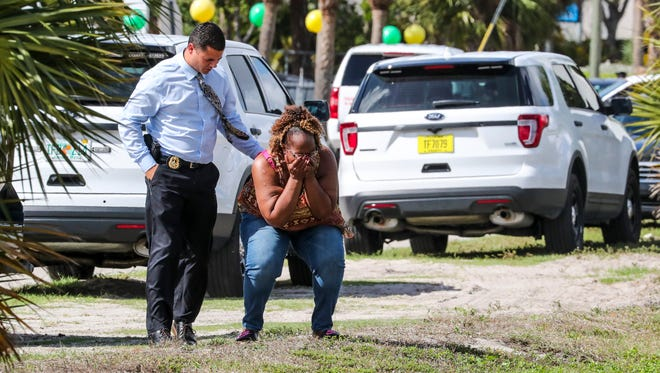 A shooting on Indian Paint Lane, just off of Daniels and I-75, ended with three subjects shot in a nearby McDonald's parking lot. One subject, Donovan Gayle, was pronounced deceased on scene. Two other subjects were transported to a local medical facility for treatment. Gayle's family waited at the scene for hours Saturday morning for confirmation. A woman cried out after being informed of his identity. The investigation remains active.